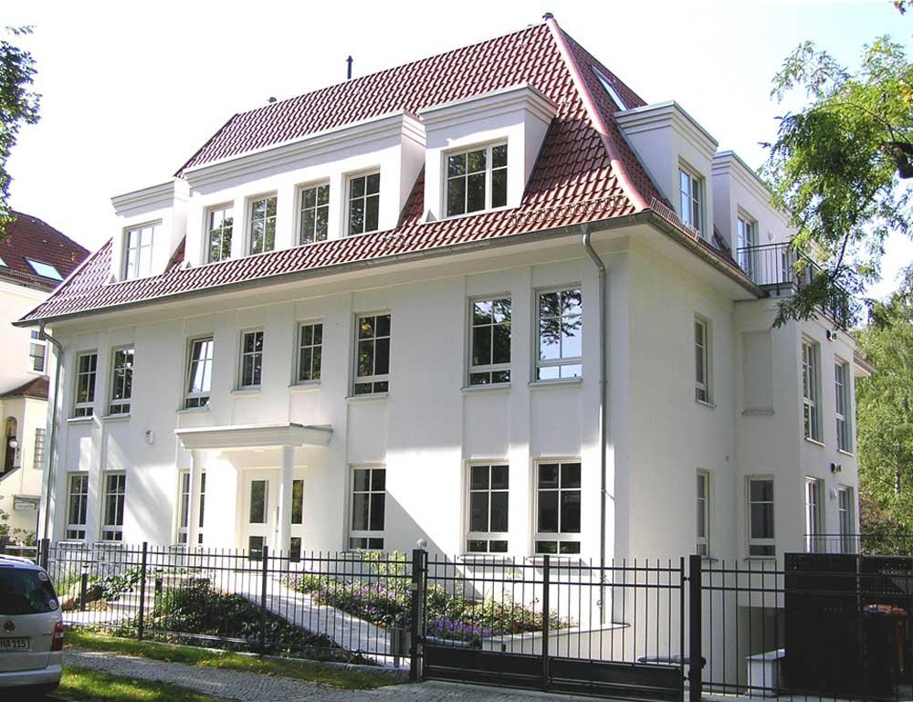 wohnen im sch nen zehlendorf wohnbauten berlin dr georgi projektentwicklung. Black Bedroom Furniture Sets. Home Design Ideas