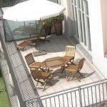 In der Villa Auguste-Viktoria in Berlin finden Sie großzügige Sonnenbalkone