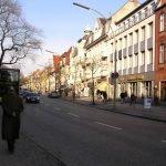 In Zehlendorf eine attraktive Einkaufsstrasse