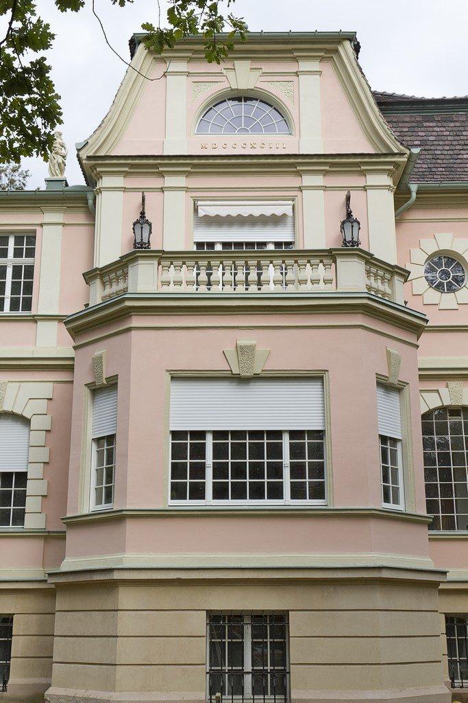 Umgebung der Prinzen-Residenz in Berlin