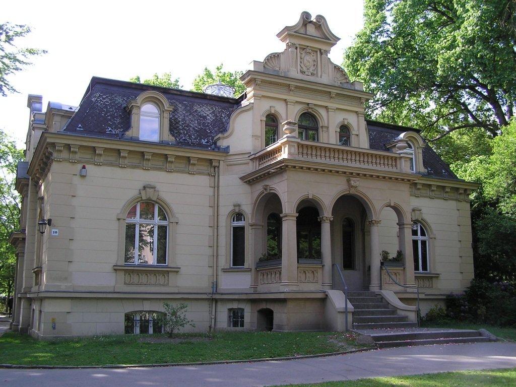 Die Prinzen-Residenz in Berlin Zehlendorf