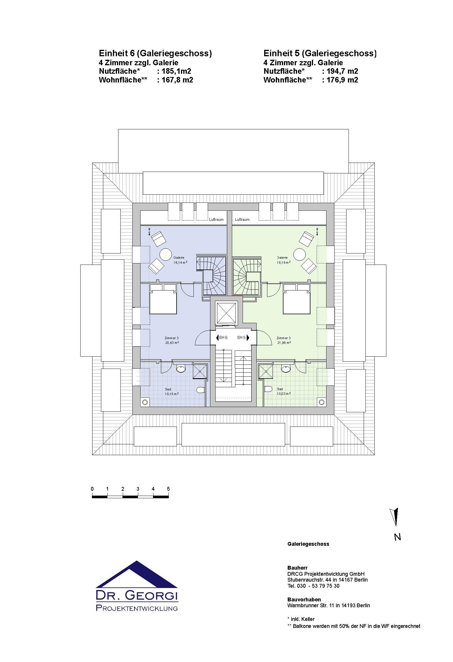 Noch eine wohnung verf gbar wohnbauten berlin dr for Grundrisse villa neubau